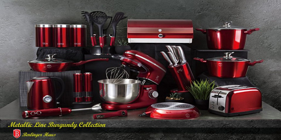 Berlinger Haus Burgundy Collection